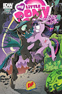 MLP Friendship is Magic #4 Comic Cover Dynamic Forces Variant