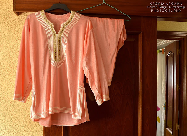 Marokańska pidżama / podomka