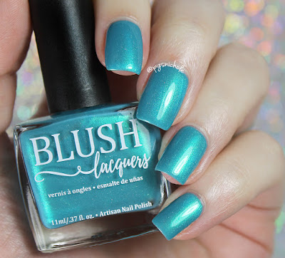 Blush Lacquers Surfboard | Beach Bunny Collection