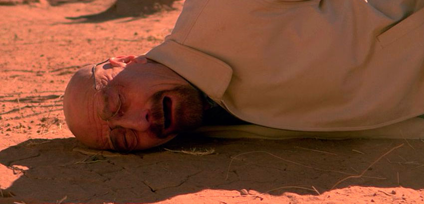 Breaking Bad 5x14 Ozymandias