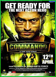 Commando: A One Man Army (2013) | DVDRip Latino HD GDrive 1 Link