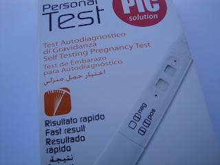 Posso fazer exame de gravidez logo depois da relação?