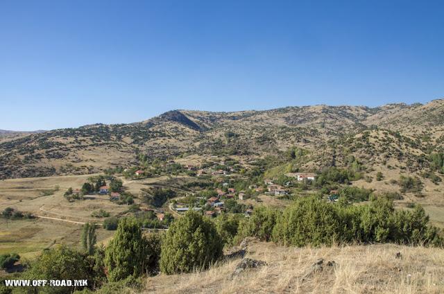 Skochivir (Скочивир) village in Novaci Municipality