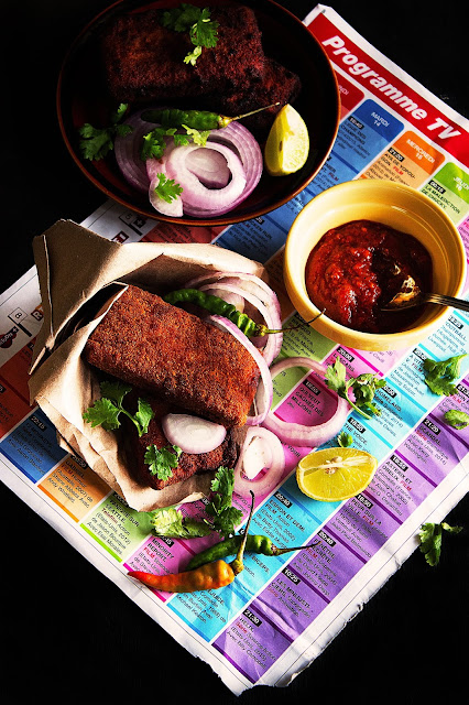 bengali fish fry recipe