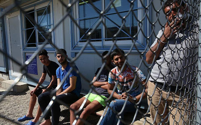 16.334 πρόσφυγες φέτος στο Β. Αιγαίο έναντι 10.349 πέρυσι