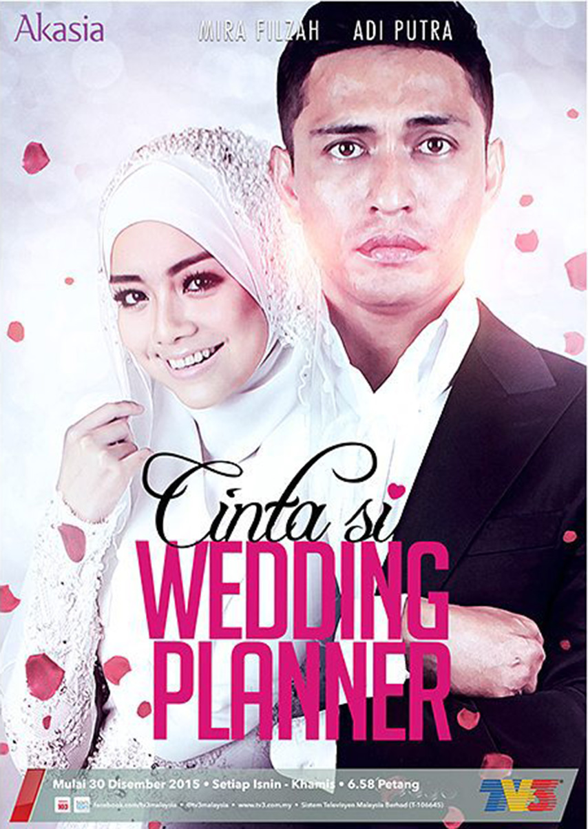 Tonton Cinta Si Wedding Planner Full Episod