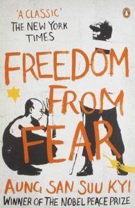 Vô uy - Tự do khỏi nỗi khiếp sợ - Aung San Suu Kyi
