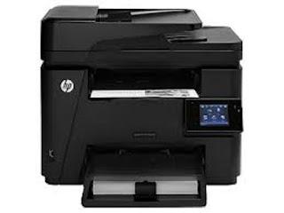 Picture HP LaserJet Pro M225dw Printer