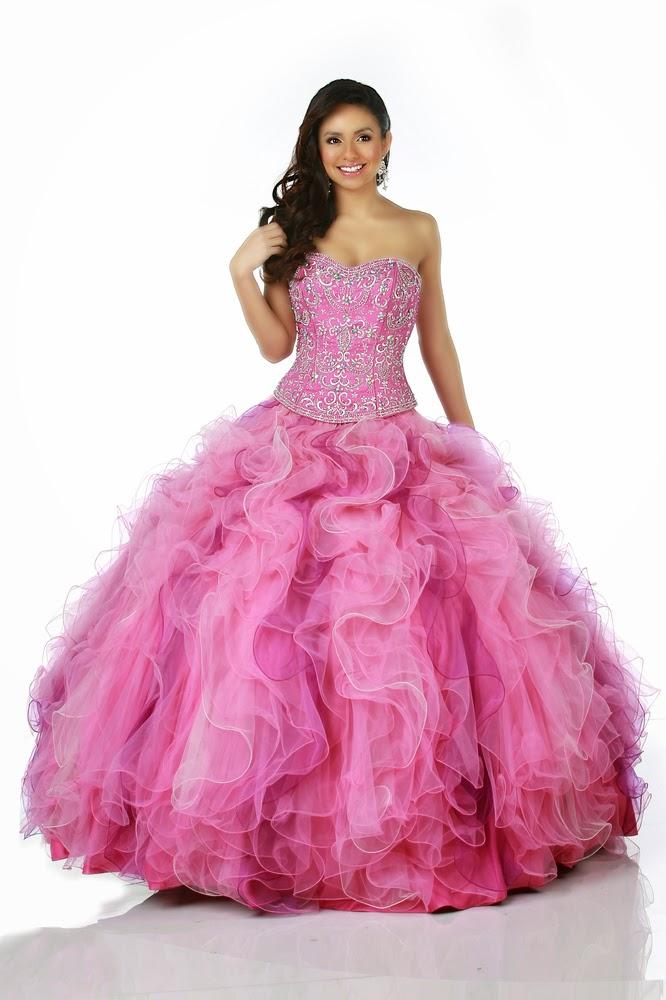 Exclusivos vestidos de 15 años estilo princesa | Colección Disney ...