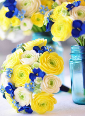 12 Days Of Wedding Planning: Choosing Your Florist And Flowers