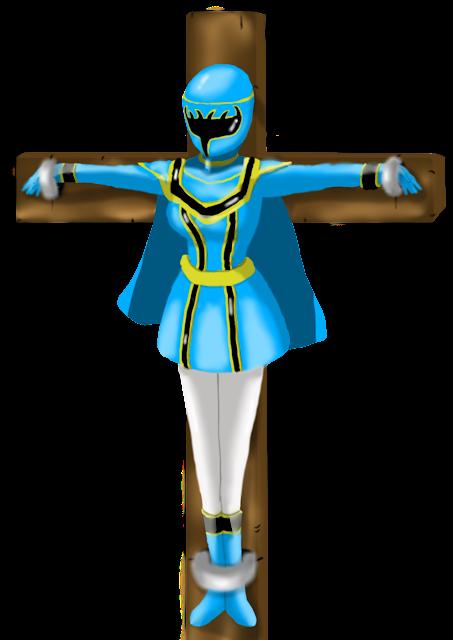 【リク消化】十字架と磔と【二次創作】