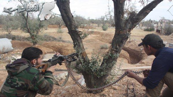 Pejuang Suriah Darya Bantai 16 Milisi Syiah