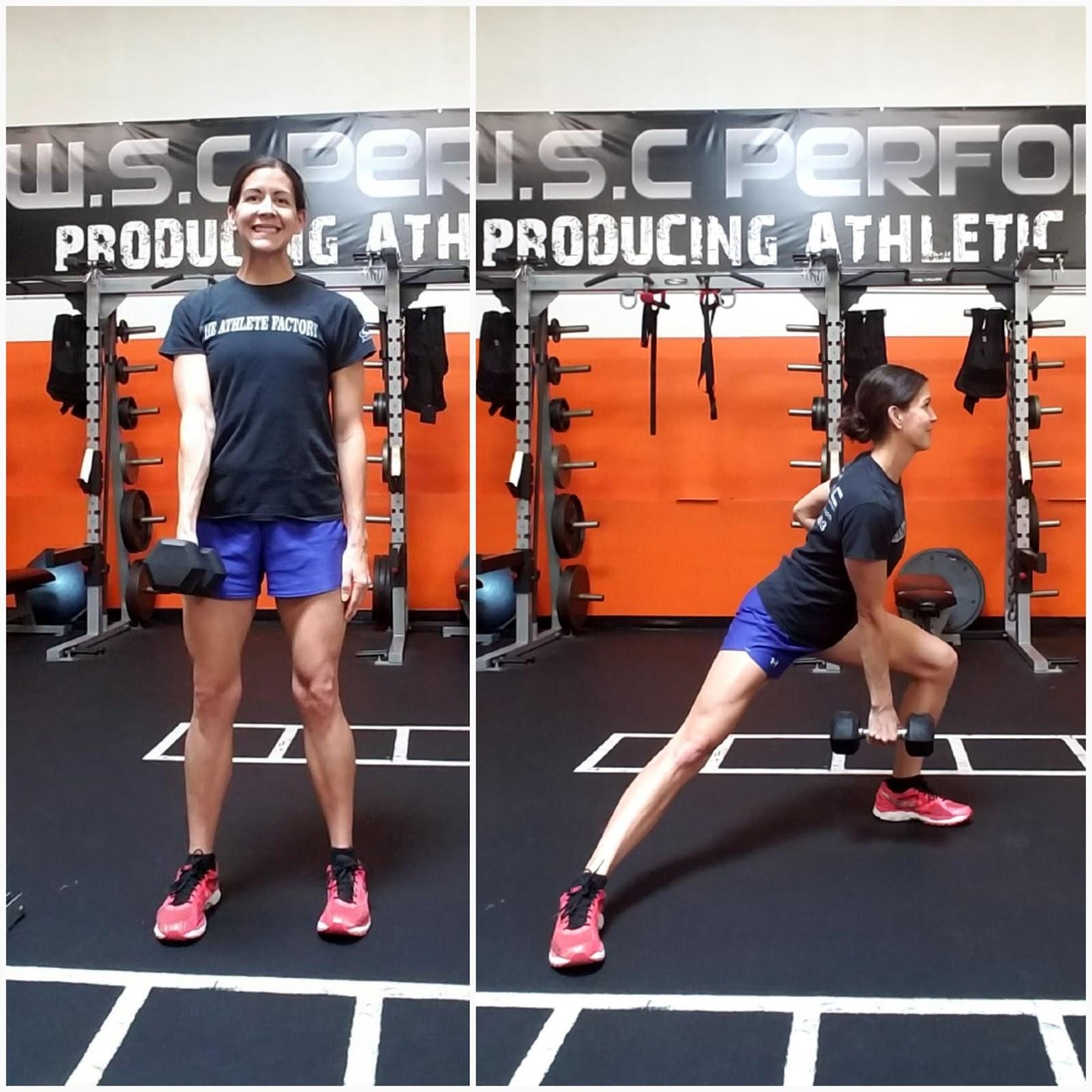 The Coach Runner Fitmom: Build Stronger, Leaner & Faster Legs