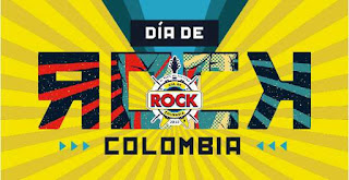 DIA DE ROCK COLOMBIA 2018