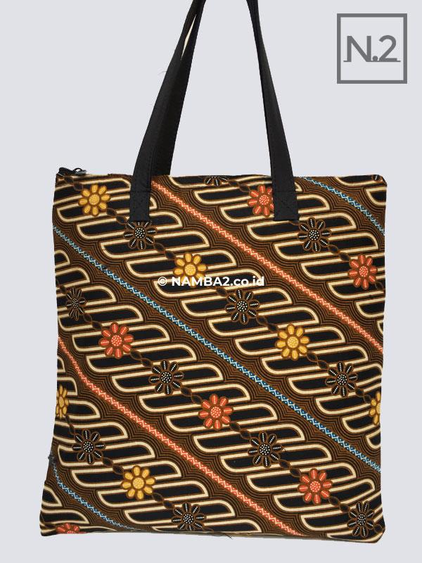 Tas Tote Bag Batik Souvenir Seminar Murah