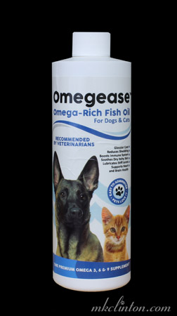 Omegease Omega-Rich Fish Oil