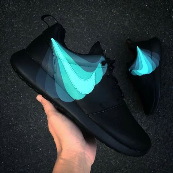 street style nike shoes