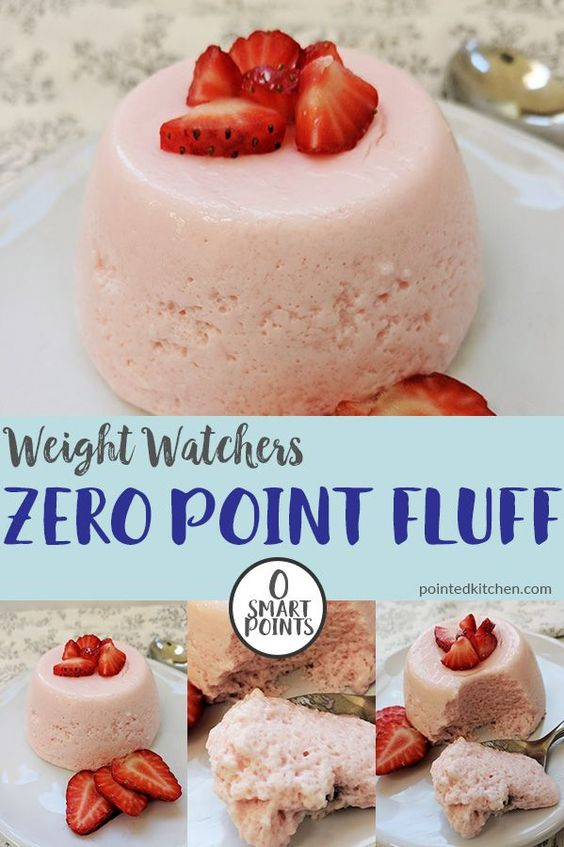 FLUFF | WEIGHT WATCHERS