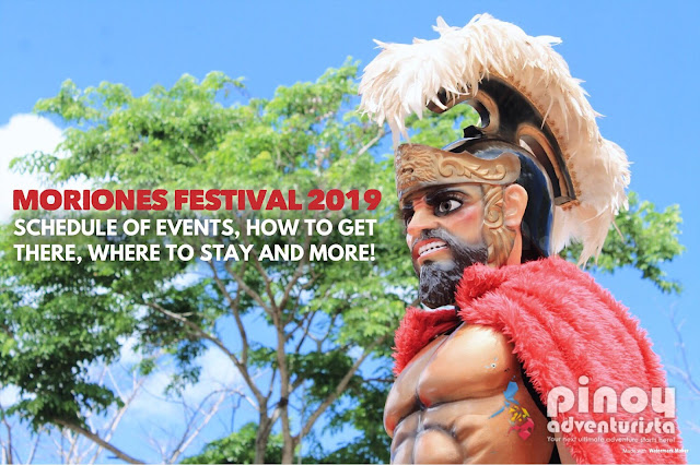 MORIONES FESTIVAL 2019 IN MARINDUQUE TRAVEL GUIDE BLOG