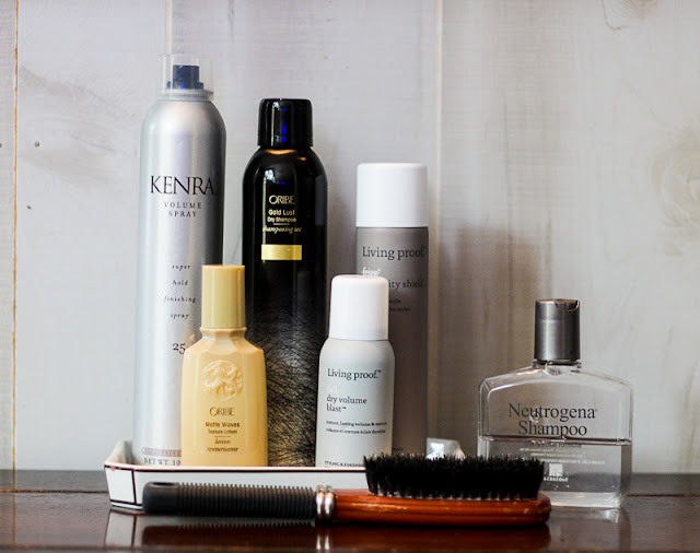 best styling products for bangs