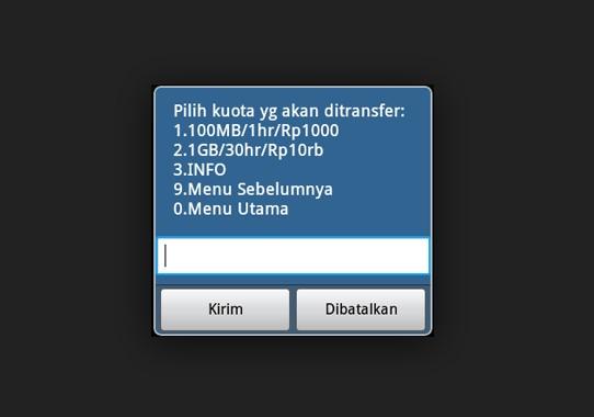 Cara Transfer Kuota Internet 4g Indosat Terbaru 2018