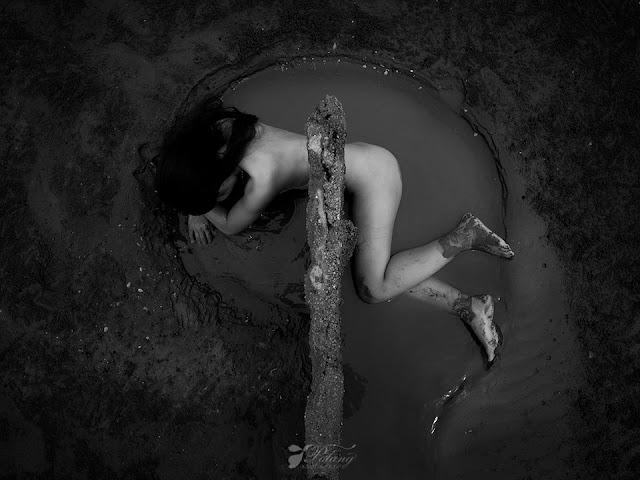 Biển chết | Bộ ảnh siêu thực thể hiện khác vọng môi trường sạch