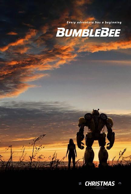 Bumblebee, o filme