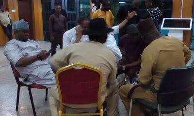 PDP Senators Sleeping At NASS To Stop Saraki's Removal