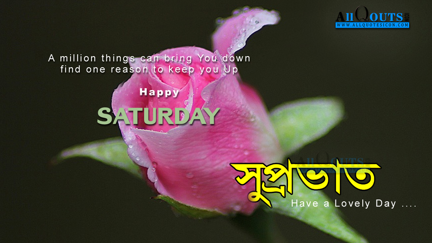 Good Morning Quotes And Images In Bengali Happy Thursday Quotes