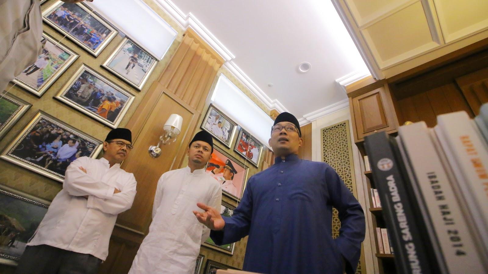 Kota Bogor Terima Bantuan Dana Miliaran Rupiah