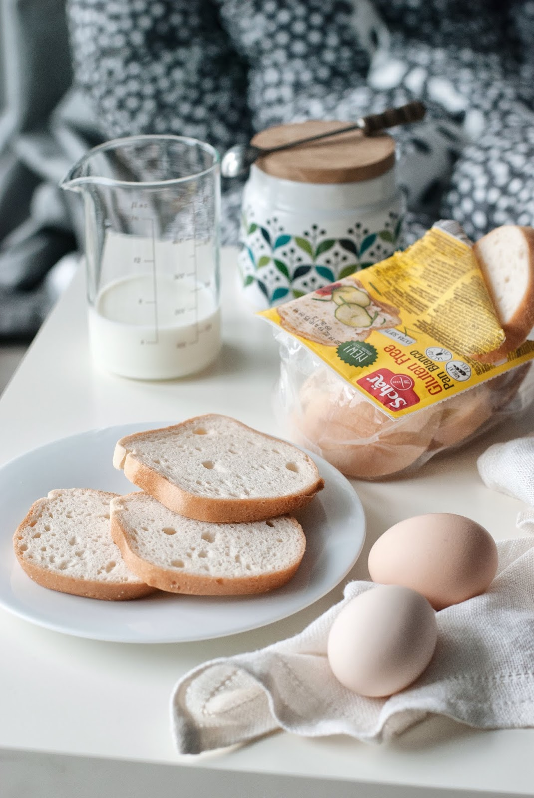 Chleb bezglutenowy Schar Pan Blanco