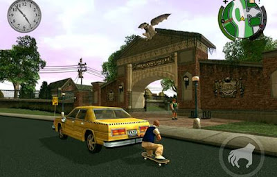 Cheat Bully PS2