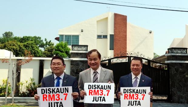 Dewan Rakyat Jadi Pasar Basah DAP