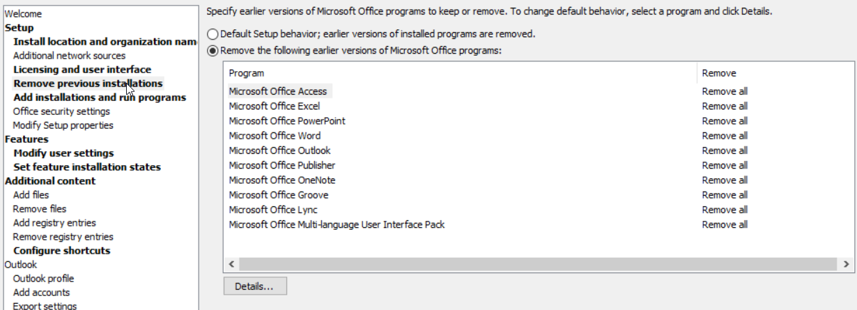 Microsoft office install updates folder   Q&A: After putting the