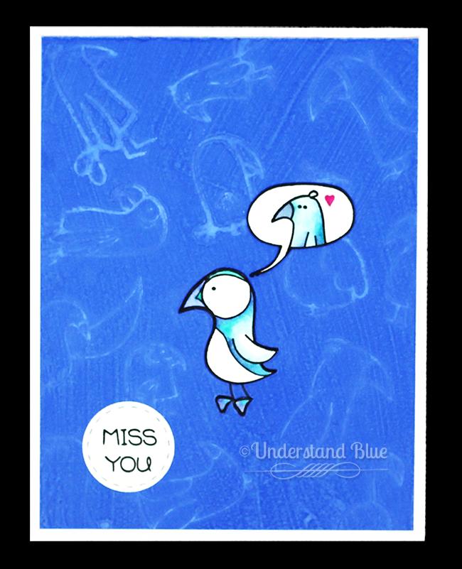 Flopsy Birdsy by Understand Blue