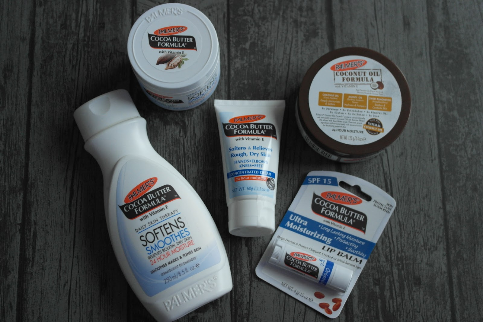 Palmer's cocoa butter formula review