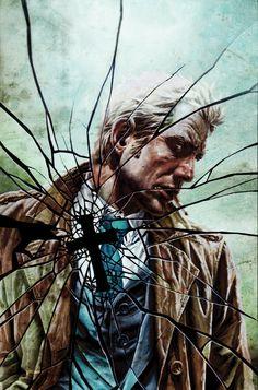 9c5305d3ae0 John Constantine (2 de Setembro de 1964) é o protagonista da série de  quadrinhos Hellblazer (algo como