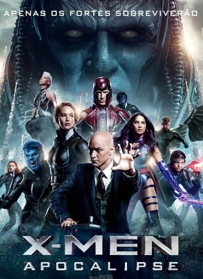 Download X-Men Apocalipse RMVB Dublado HDTS Torrent