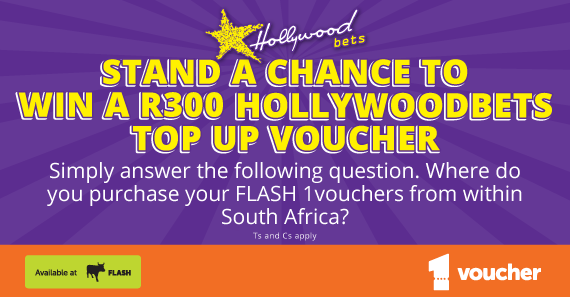 Dont Gamble On Vouchers >> Hollywoodbets Sports Blog 1voucher At Flash Facebook Promotion