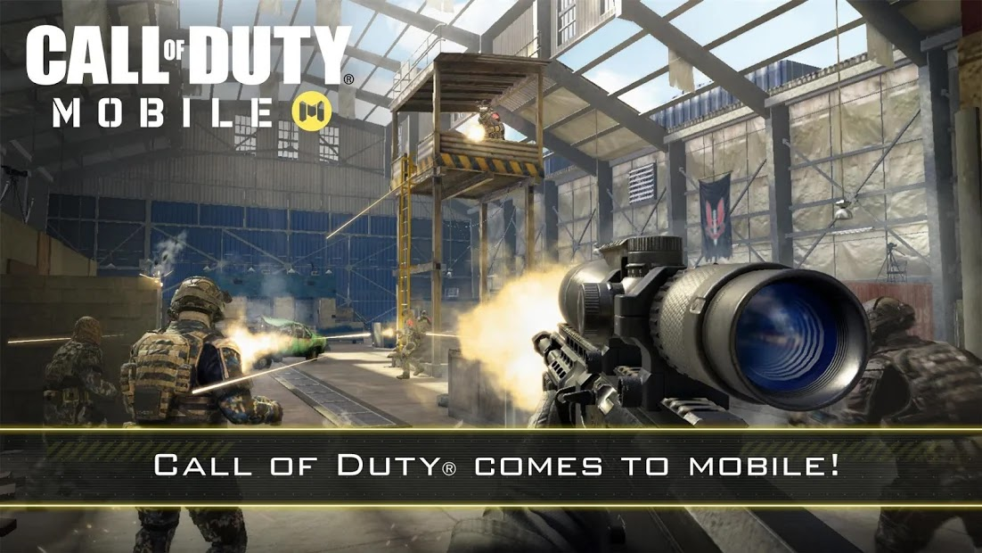 Call of Duty Mobile Apk 1 0 4 Download