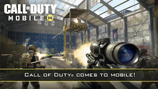 Call of Duty Mobile Legends of War Apk