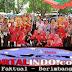 Tim Polwan Polres Pangkep Raih Juara Satu Lomba Senam Maumere