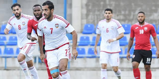مشاهدة مباراة الامارات ولاوس بث مباشر اليوم 11-9-2018 uae vs laos live علي قناة ابو ظبي الرياضية 1