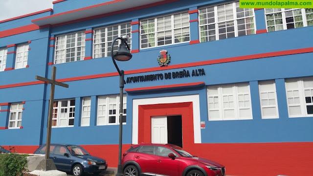 Daniel Rodríguez aclara su situación en el Ayuntamiento de Breña Alta