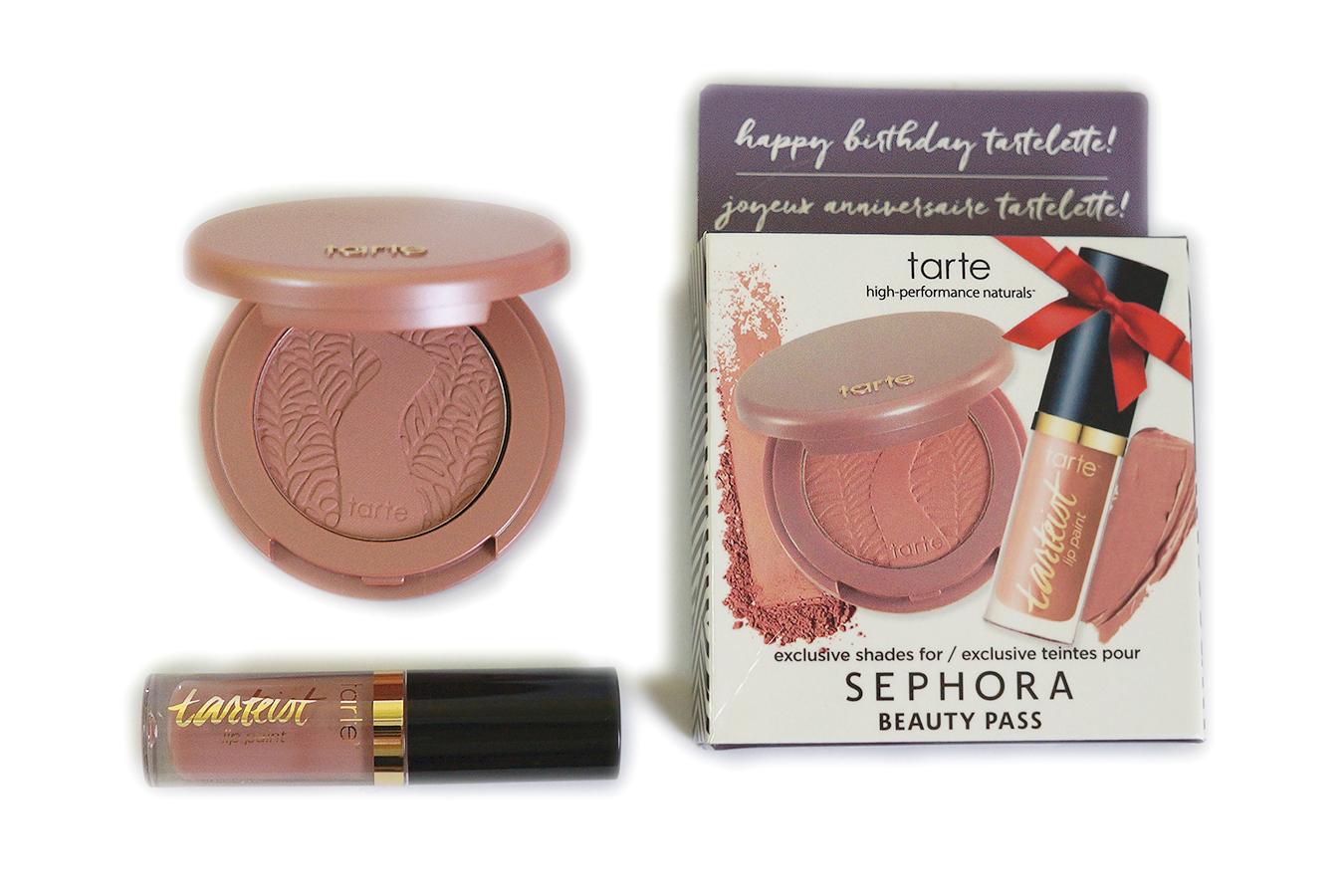 Tarte Sephora Black Birthday Gift