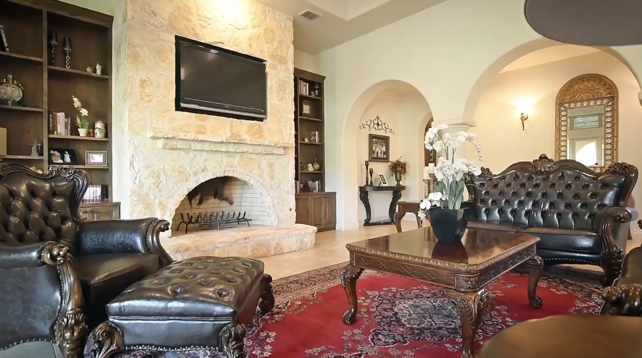 Luxury Home Design Tour vs. 38 Champions Run, San Antonio, TX 78258