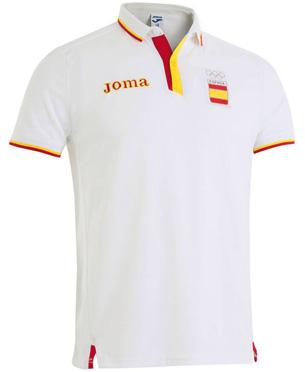 polo España Joma juegos Olímpicos Rio 2016