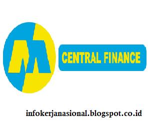 Info Lowongan Kerja PT Mega Central Finance