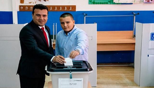 Εικόνα-ντοκουμέντο: Έτσι έγινε η νοθεία στο δημοψήφισμα των Σκοπίων