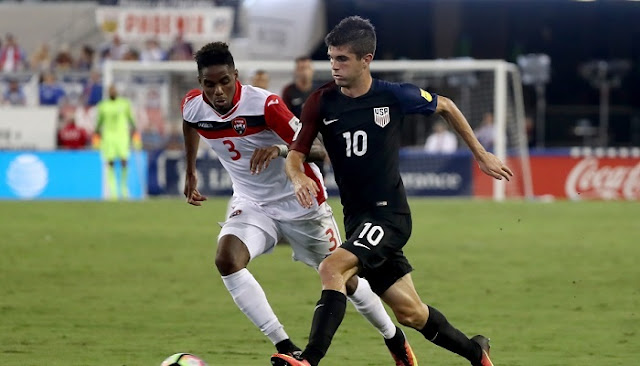 Trinidad y Tobago vs USA en vivo Eliminatorias Mundial 10 Octubre 2017